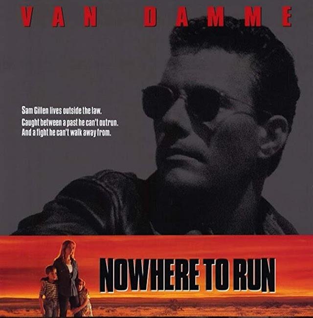 Film Nowhere to Run - Fara scapare (1993) cu Jean-Claude Van Damme si Rosanna Arquette