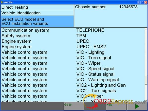 DAF VCI lite (V1)  replaces DAF VCI560 for DAF Truck