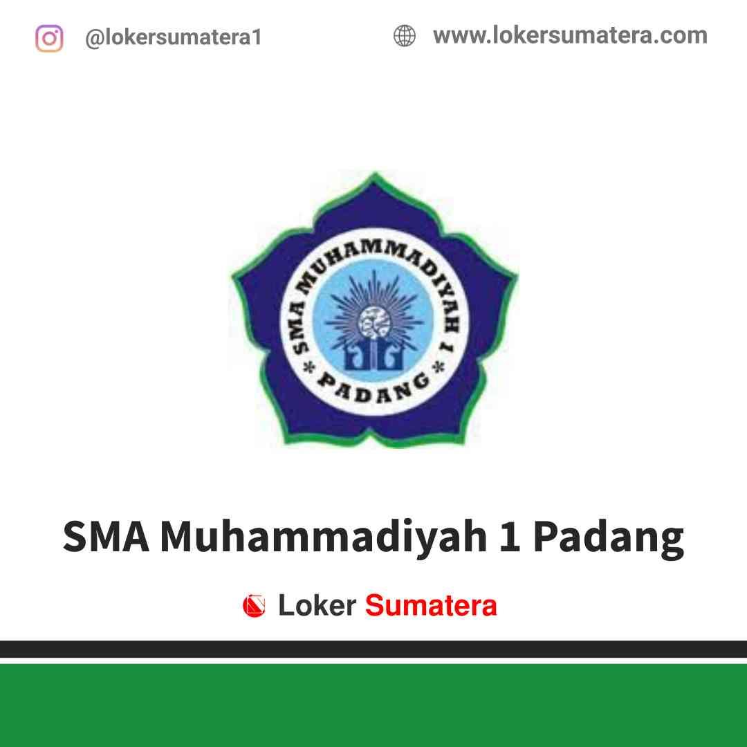 SMA Muhammadiyah 1 Padang