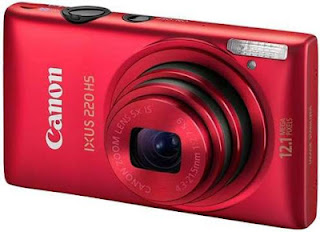Specifications of Canon IXUS 220HS