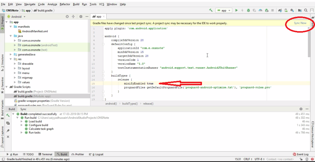How to Reduce APK size in Android Studio | Online Networks