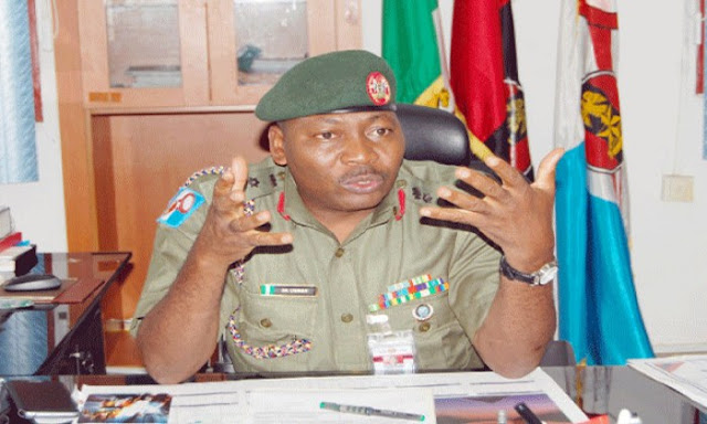 Civilians who wear military camouflage will be jailed - Army