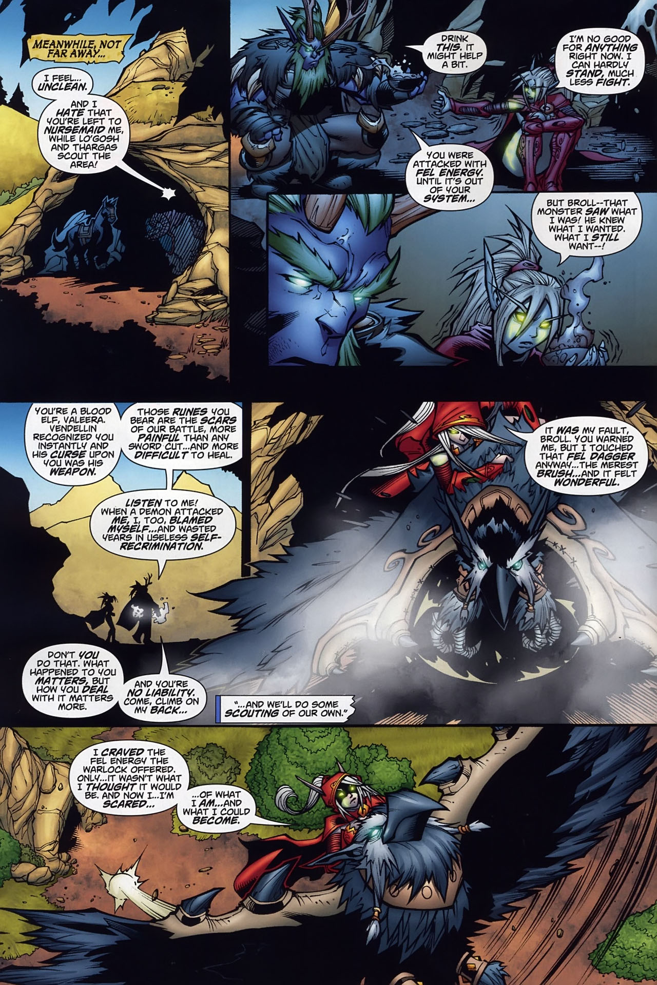 Read online World of Warcraft comic -  Issue #10 - 5
