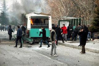 Lagi Lagi Turki Di Serang 13 Tentara Tewas Dan 48 Lainnya Luka - Commando