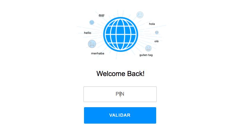 Solo PIN - Free Templates Login to Mikrotik Hotspot