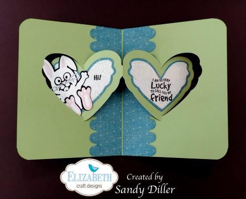 Butterfly Accessory 773 New Free P /& P Elizabeth Craft Designs 5 Cutting Dies