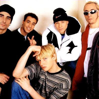 Foto de Backstreet Boys en sus inicios