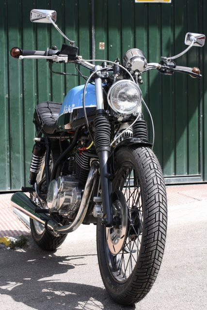 SR STREETTRACKER BY LAPERRA