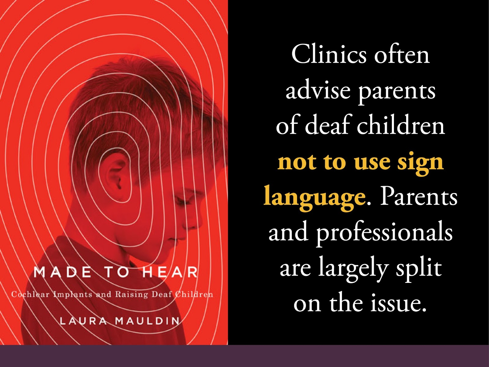 language development with deaf children Some hearing parents choose to introduce sign language to their deaf children  this research will tell us more about how language development in children with.