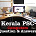 Kerala PSC Computers Question and Answers - 25