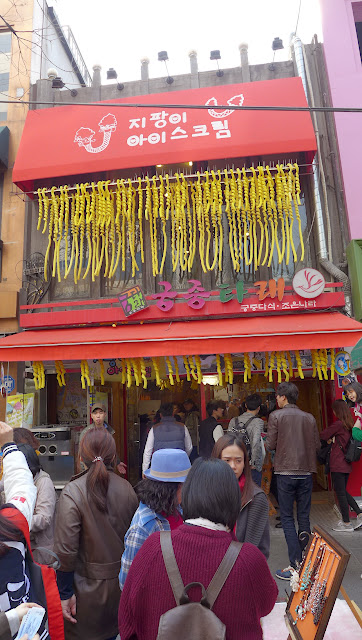 Seoul Evening Street Food Adventure Tourmega