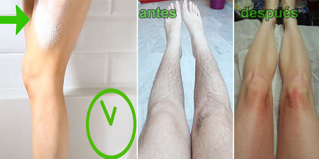 How To Remove Unwanted Hair With Natural Remedies!
