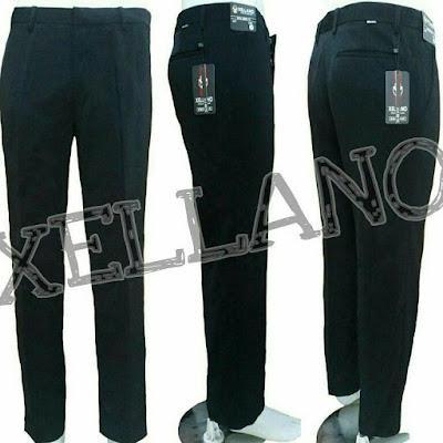 jual celana kerja pria slim fit di surabaya, celana kerja pria slim fit executive, celana kerja untuk pria kurus