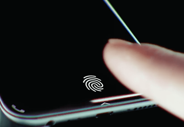 ivo Perkenalkan Teknologi Under Display Fingerprint