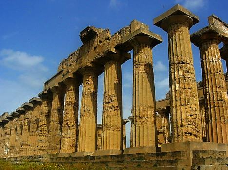 Ancient Sicily offers a glorious guide to classical Europe