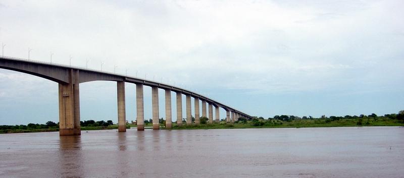 Puente de Concepción Paraguay