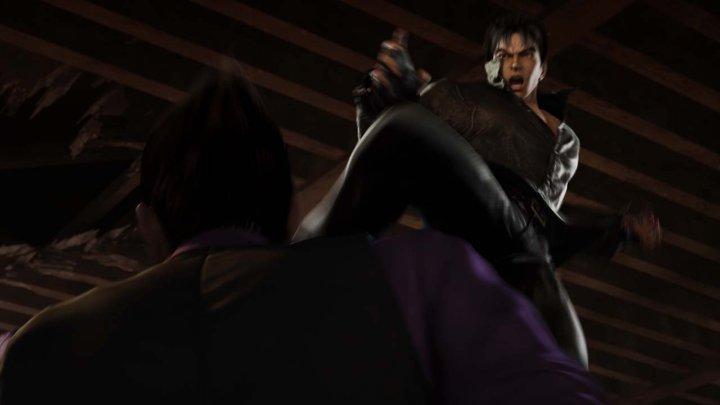 Tekken Blood Vengeance Screenshot Pictures