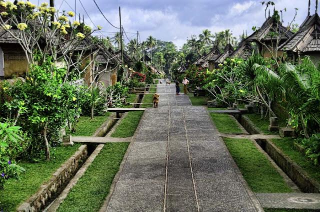 Desa Penglipuran, Indonesia