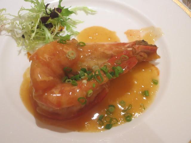富贵大家 - 虾头油焖大虾