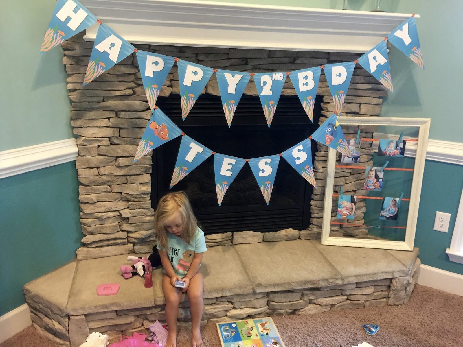 Tess's 2nd Birthday