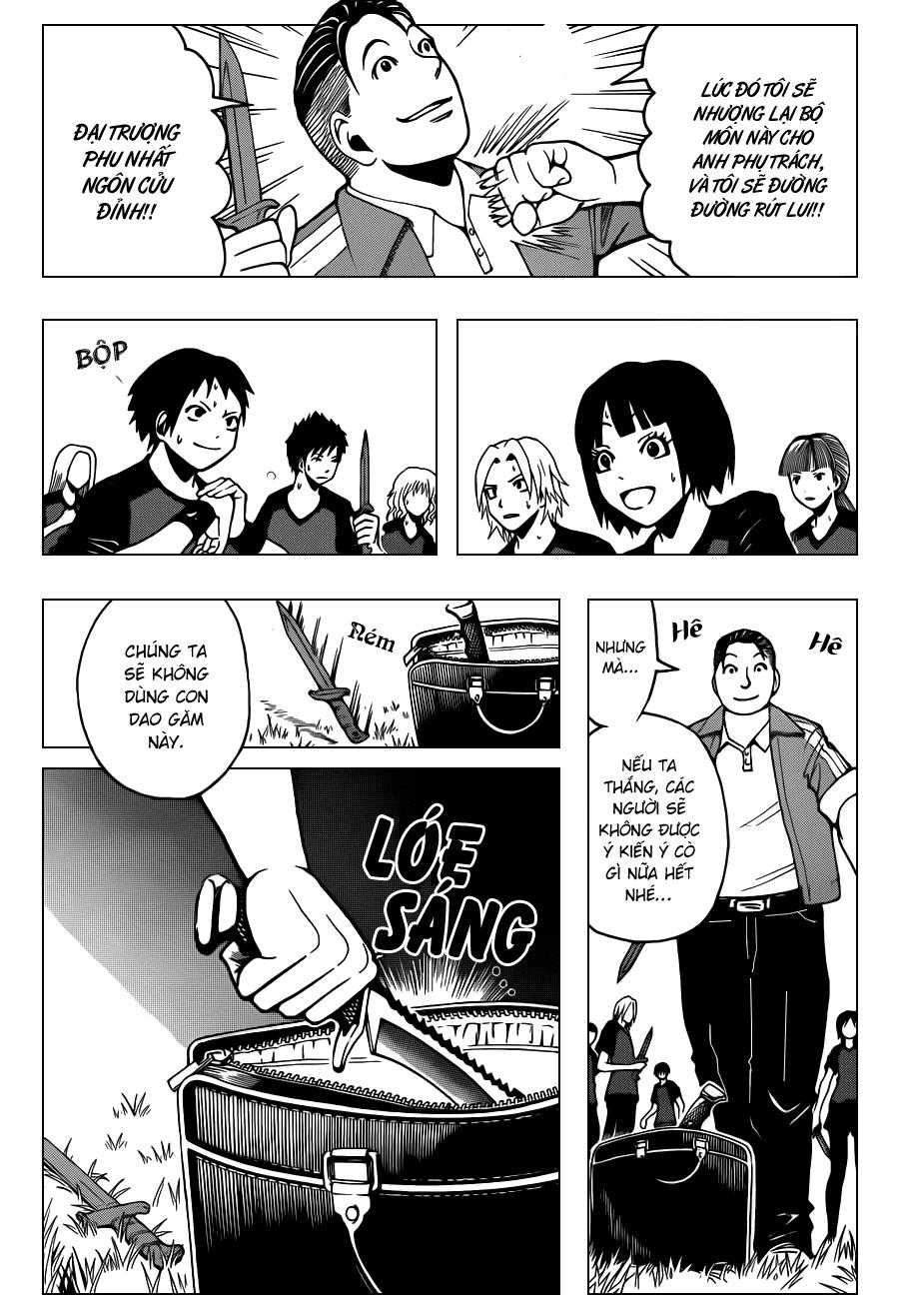 Ansatsu Kyoushitsu chap 40 trang 12