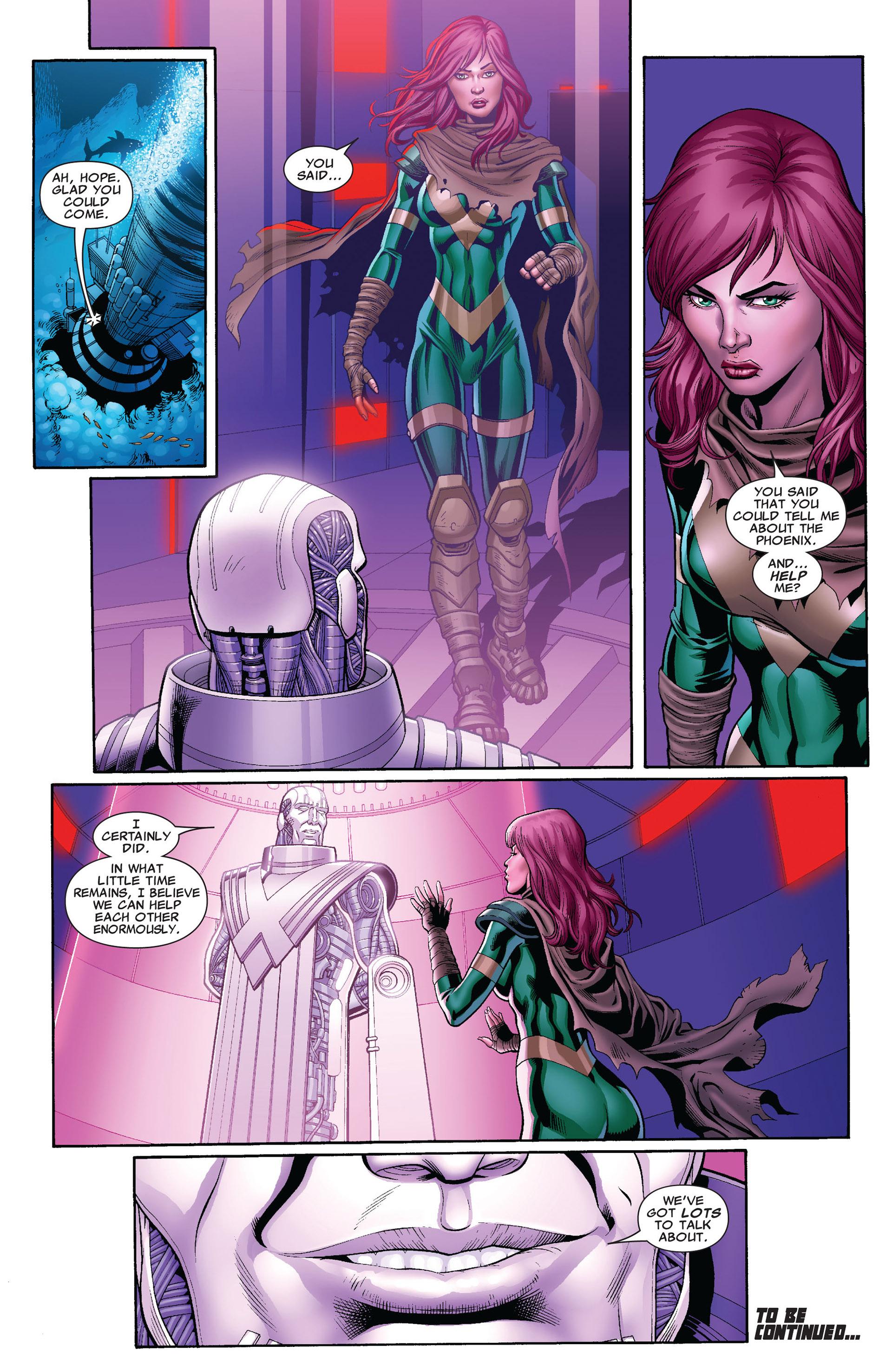 Read online Uncanny X-Men (2012) comic -  Issue #10 - 22