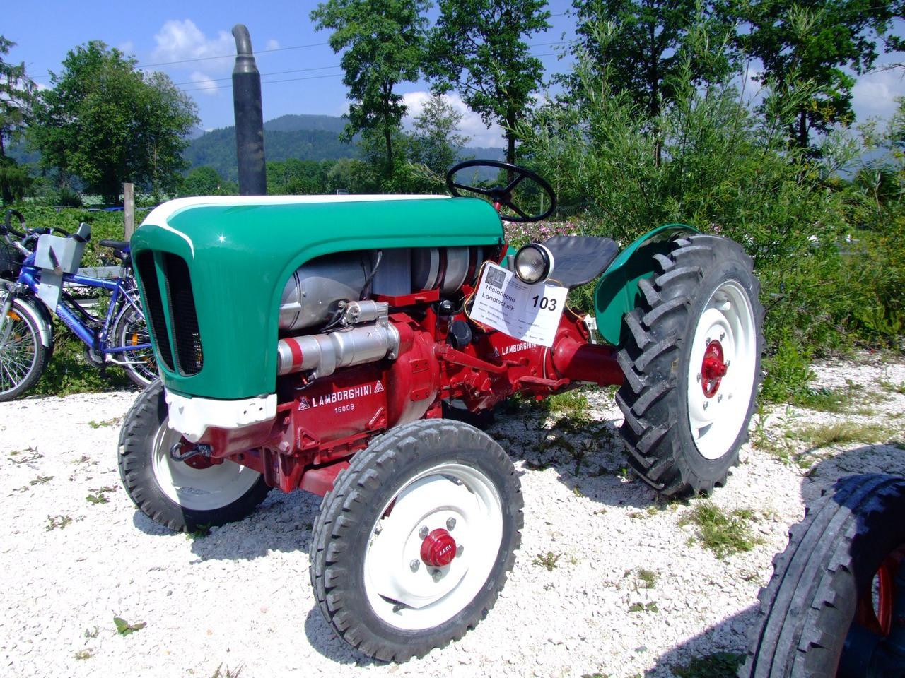 Traktor Lamborghini 22PS