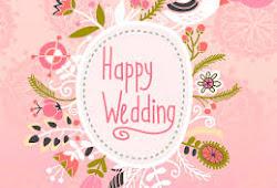 Happy Wedding Ucapan 1