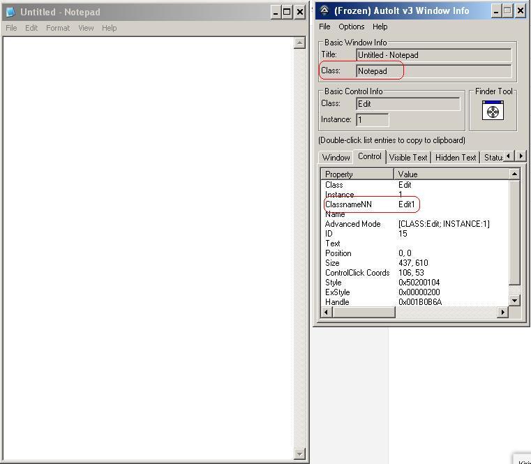 Autoit Control Command ~ Autoit Source Code