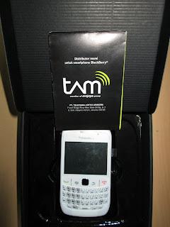 blackberry Gemini 8520 TAM