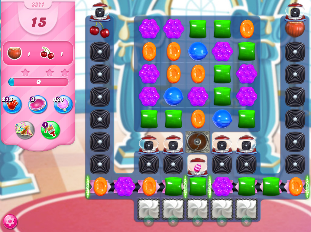 Candy Crush Saga level 3271