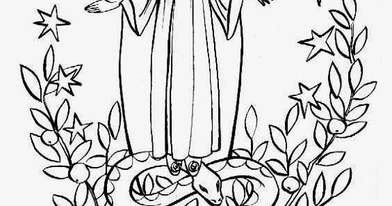 Virgen Maria Ruega Por Nosotros Imagenes De La Inmaculada