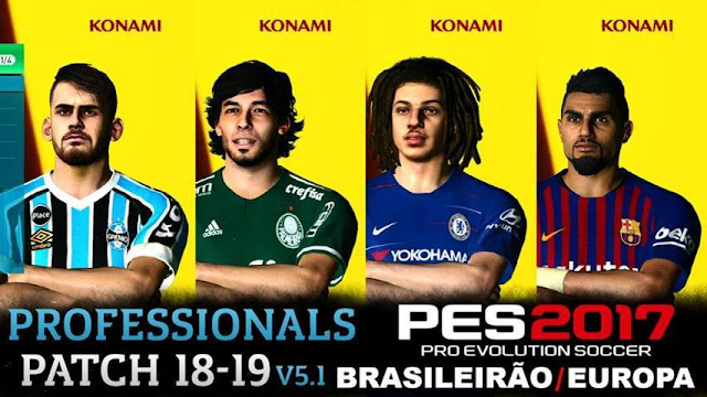 pes 2017 patches free download
