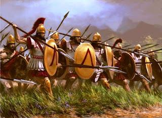 Sparta e il regime militare, riassunto per la scuola