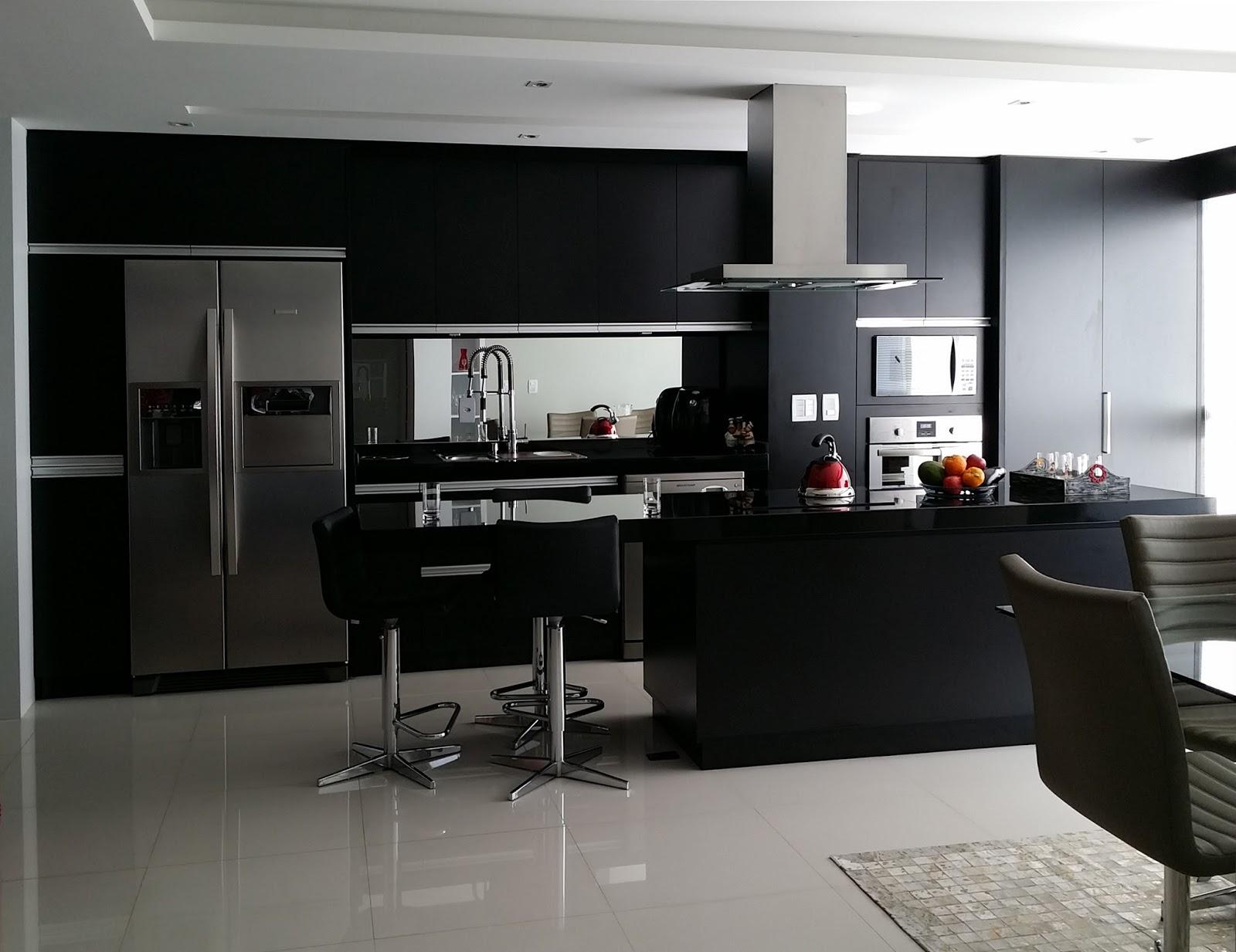 Clean: Cozinhas abertas para sala veja 7 ideias de como fazer a sua #594E47 1600 1233