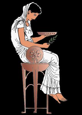 Das Orakel von Delphi / fatum & Schicksal
