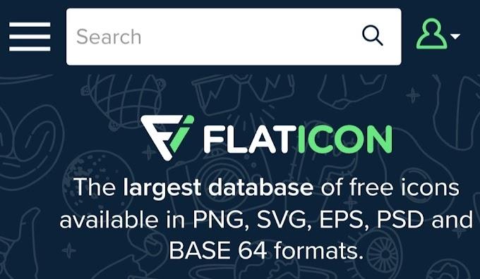 Icons Kahan Se Download Kare ~ Top 6 Free Icons Websites