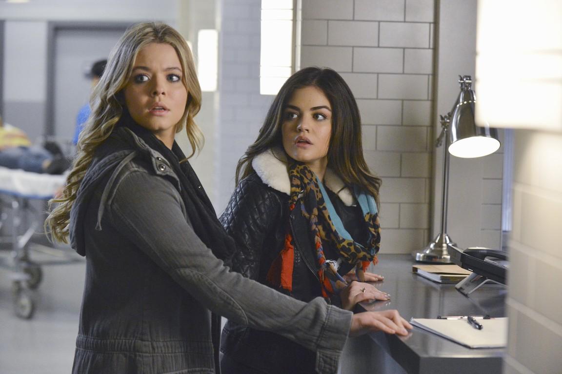 Pretty Little Liars - Season 5 Episode 01: EscApe From New York