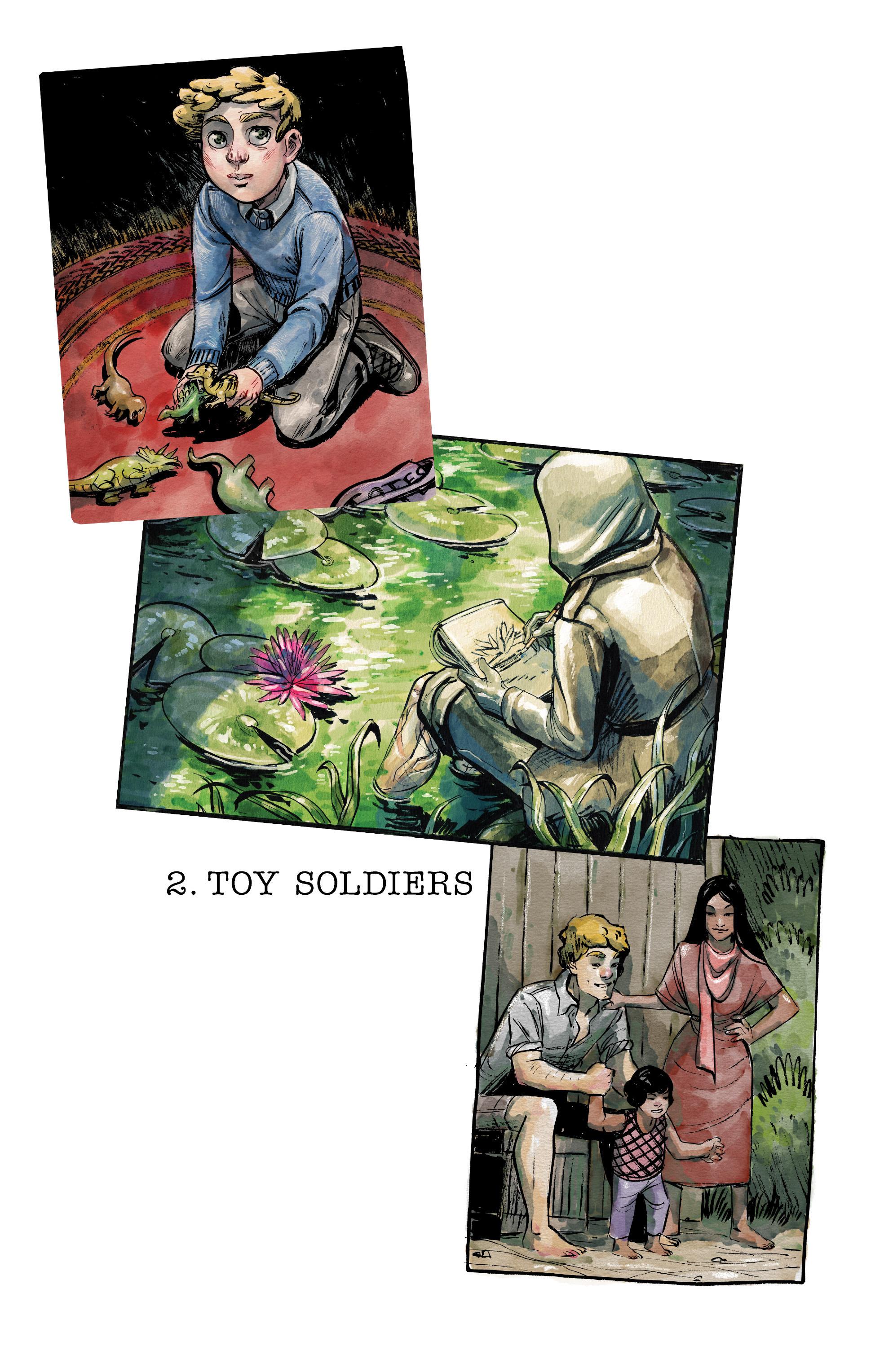 Read online Shutter comic -  Issue #19 - 2
