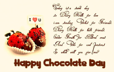 Nice Chocolate Day Pictures