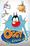 EDIBLE IMAGE OGGY AND THE COCKROACHES