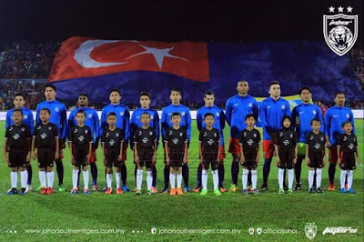 5 Rahsia Kekuatan Pasukan JDT FC Musim 2017