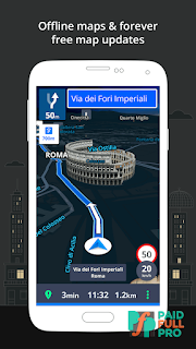 GPS Navigation And Maps Sygic Unlocked APK