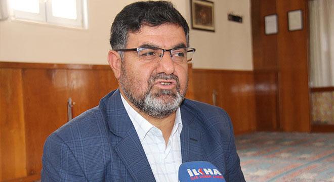 Cüneyt Özmen Diyanet ve Vakıf Çalışanları Birliği Sendikası (Din- Bir-Sen) Diyarbakır Bölge Başkanı