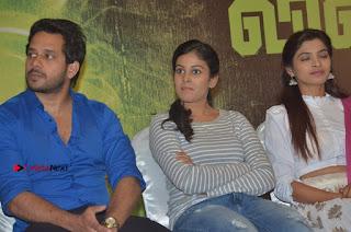 Bharath Chandini Tamilarasan Sanchita Shetty Ennodu Vilayadu Tamil Movie Press Meet Stills  0052.jpg