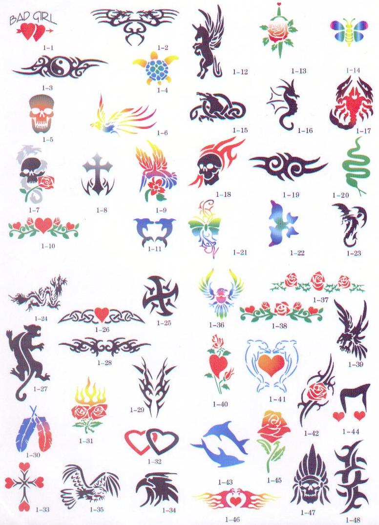 Temporary Tattoos That Last A Long Time: Temporary Tattoos,fashion,fashion Images,lattest Fashion