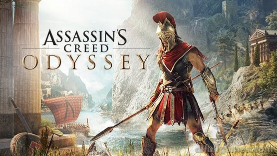 Assassin's Creed: Odyssey - Deluxe Edition, v1.0.6 + 3 DLCs
