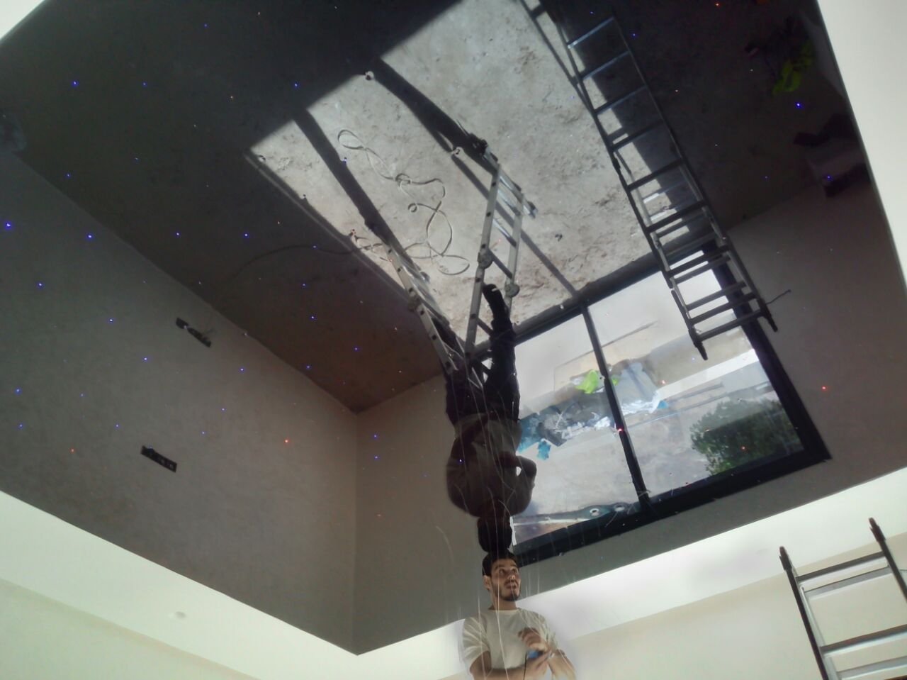 plafond en toile tendu agadir. Black Bedroom Furniture Sets. Home Design Ideas