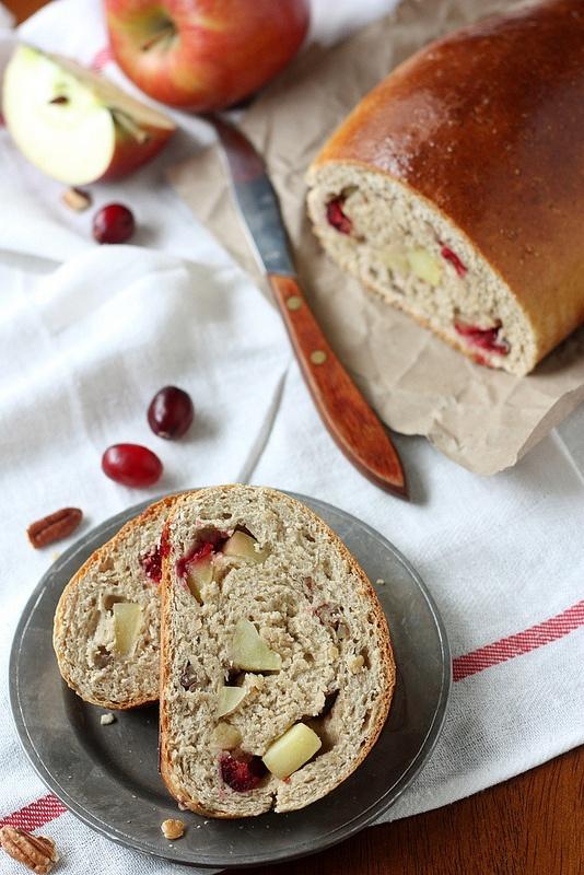 各種麵包熱量表