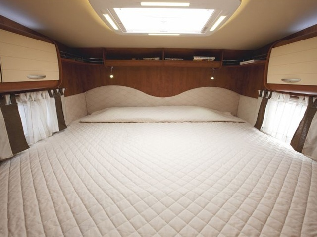 JCBL PLA Motor Home bedroom